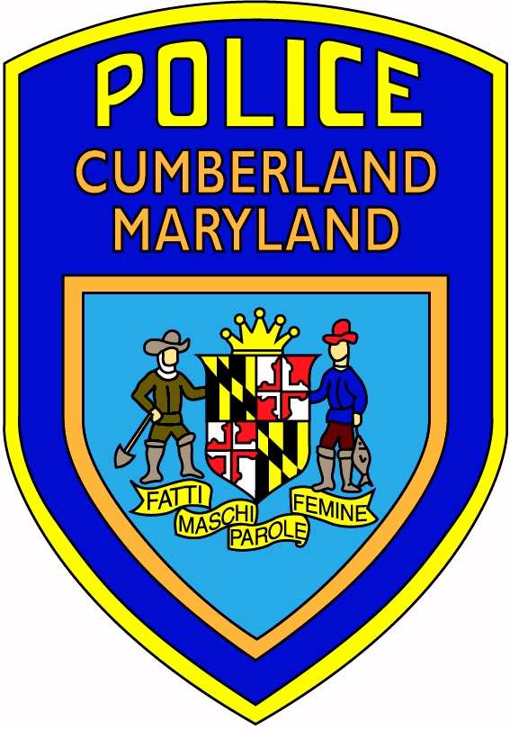 Cumberland Police Department Patch