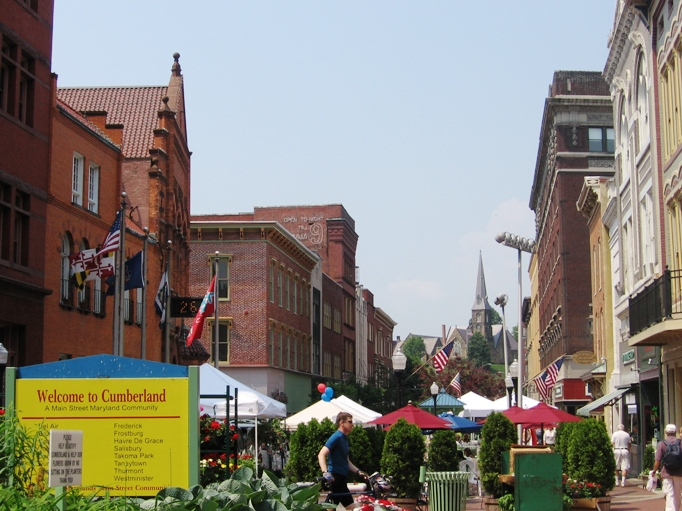 Downtown Cumberland