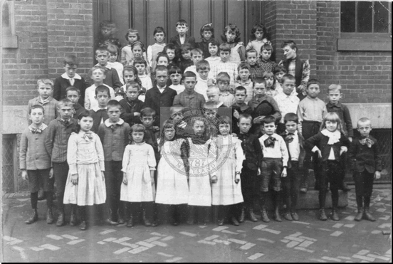 Group of School Children