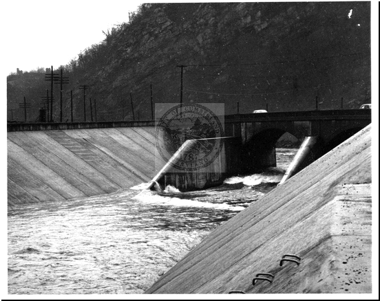 Flood Project in the Narrows