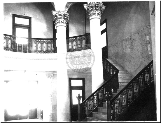 City Hall Interior