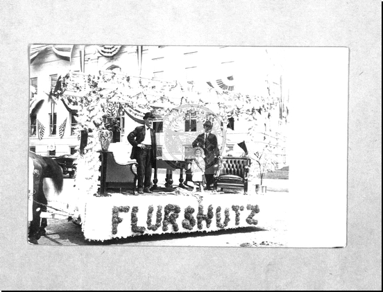 Homecoming Parade in 1912