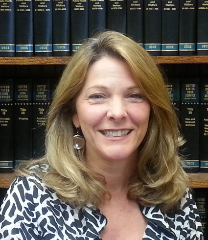 City Clerk Margie Woodring